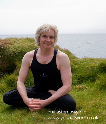 phil aston yoga meditation holidays UK