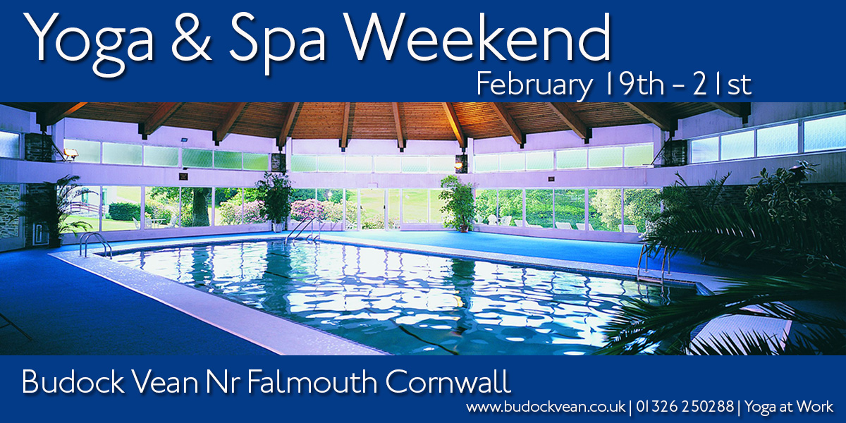yoga weekends Cornwall UK