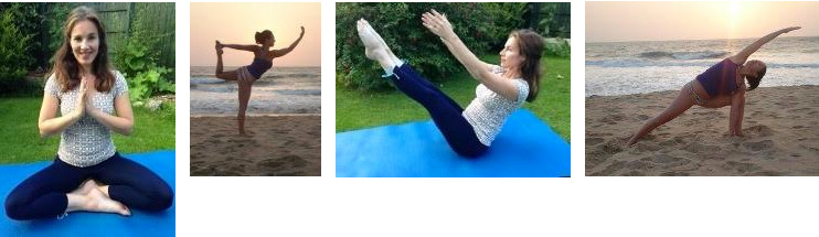 Emma Wasden Yoga Teacher