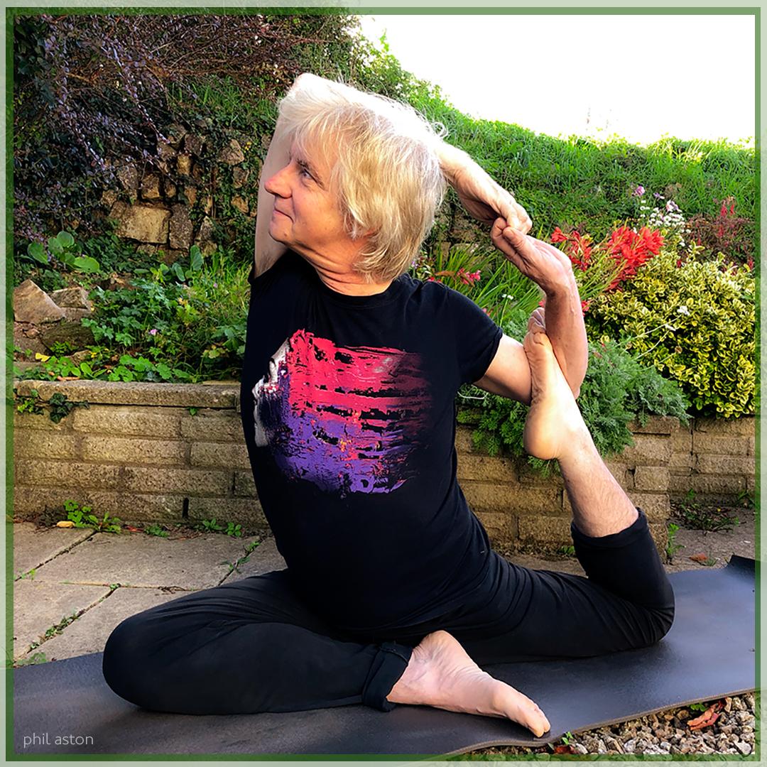 Phil Aston Yoga and mindfulness Cornwall